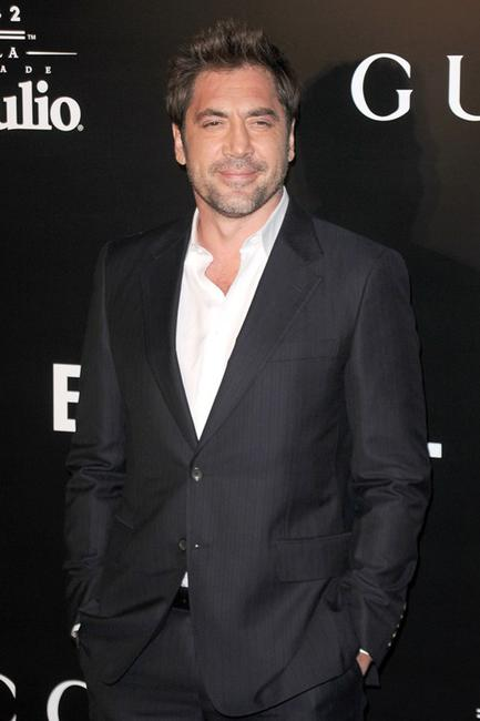 Javier Bardem at the California premiere of