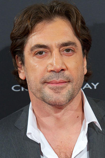 Javier Bardem at the