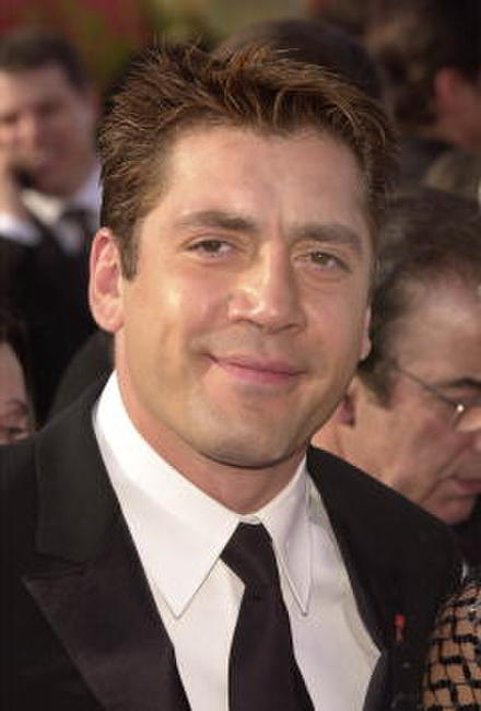 Javier Bardem at the 73rd Annual Academy Awards in Los Angeles.