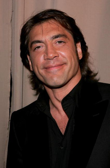 Javier Bardem at the Miramax 2005 Golden Globes After Party in Beverly Hills.