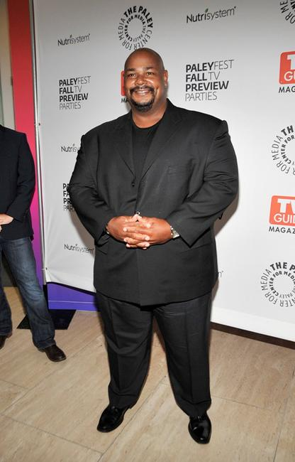 Kevin Michael Richardson at the PaleyFest and TV Guide Magazine's Fox Fall TV Preview Party.