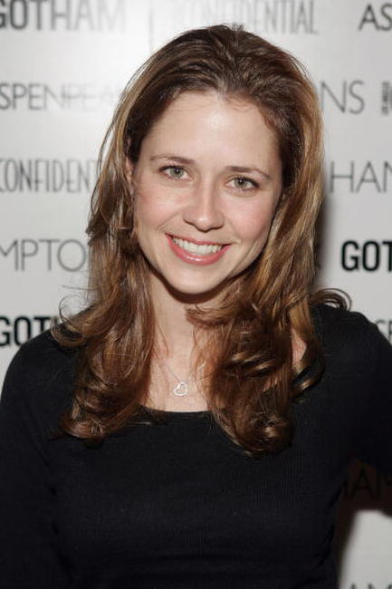 Jenna Fischer at the LA Confidential Magazine in Los Angeles, California.