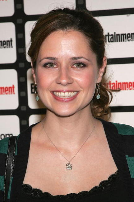 Jenna Fischer at the Entertainment Weekly Magazine Party Celebrating the 2006 Photo Issue in Hollywood, California.