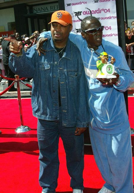 Chuck D and Flavor Flav at the 2004 Black Entertainment Awards.