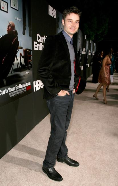 Michael McMillian at the HBO's