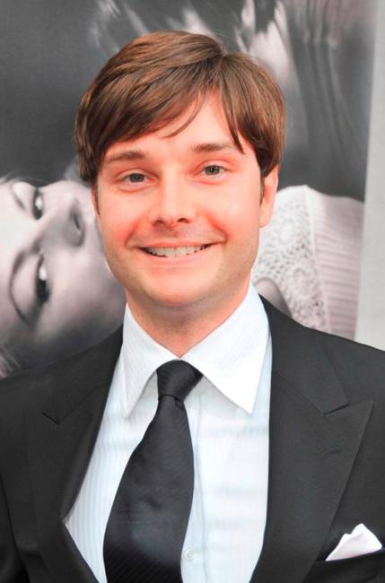Michael McMillian at the premiere of