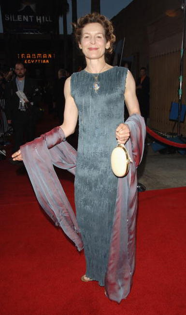 Alice Krige at the premiere of