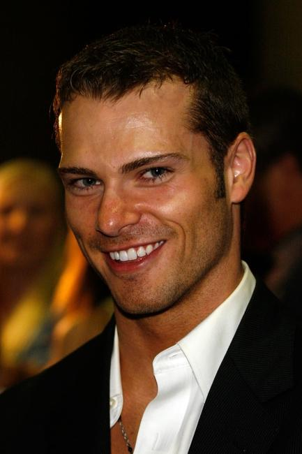 Shawn Roberts at the world premiere screening of