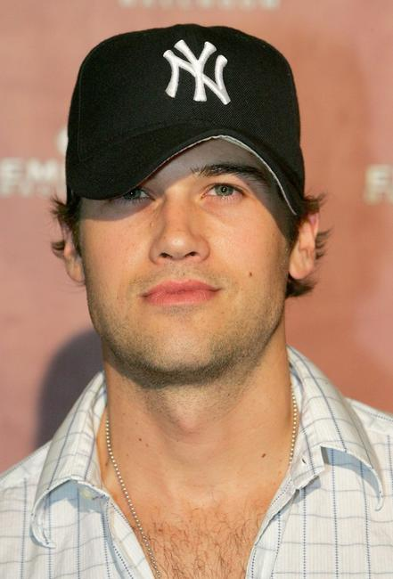 Nick Zano at the grand opening of the Empire Ballroom.