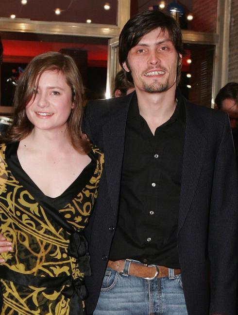 Julia Jentsch and Stipe Erceg at the premiere of