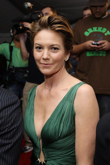 Diane Lane at the world premiere of