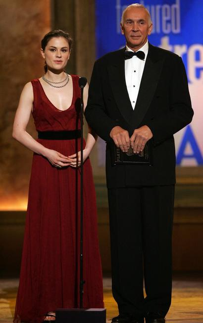 Frank Langella at the 60th Annual Tony Awards.