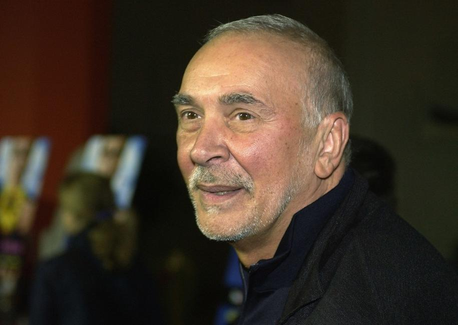 Frank Langella at the Premiere of the