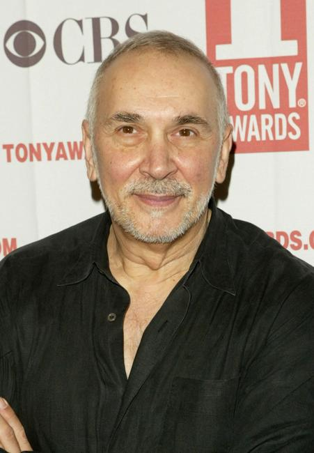 Frank Langella at the 2004 Tony Awards Nominees Press Reception.