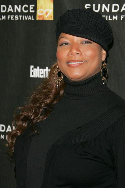 Queen Latifah at the Utah premiere of