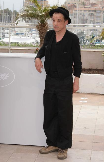 Denis Lavant at the photocall of