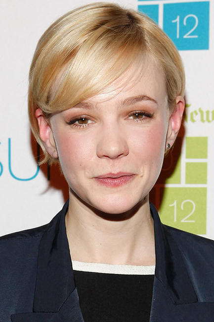 Carey Mulligan at the 2012 NY Times Arts & Leisure weekend in N.Y.