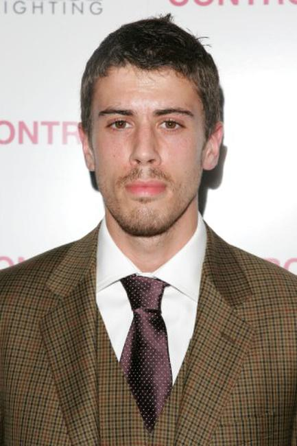 Toby Kebbell at the New York premiere of