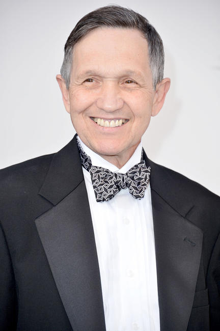 Dennis Kucinich at the 40th AFI Life Achievement Awards in California.