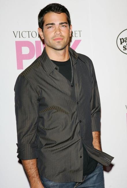 Jesse Metcalfe at the Victoria's Secret PINK pajama party.