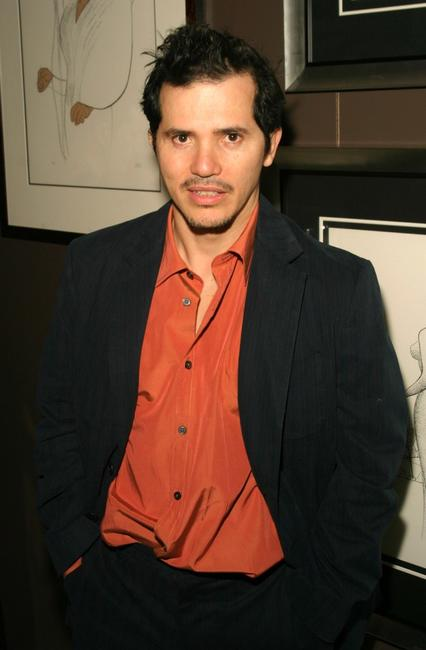 John Leguizamo at the W lounge during the Olympus Fashion Week.