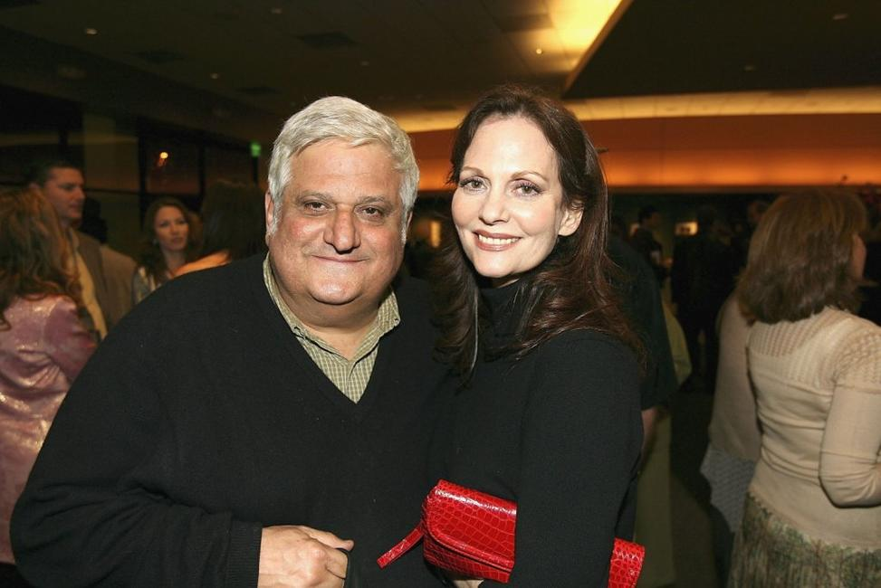 Michael Lerner and Lesley Ann Warren at the after party of the premiere of