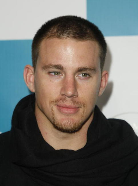 Channing Tatum at the In Style and Grammy Salute to Fashion in L.A.
