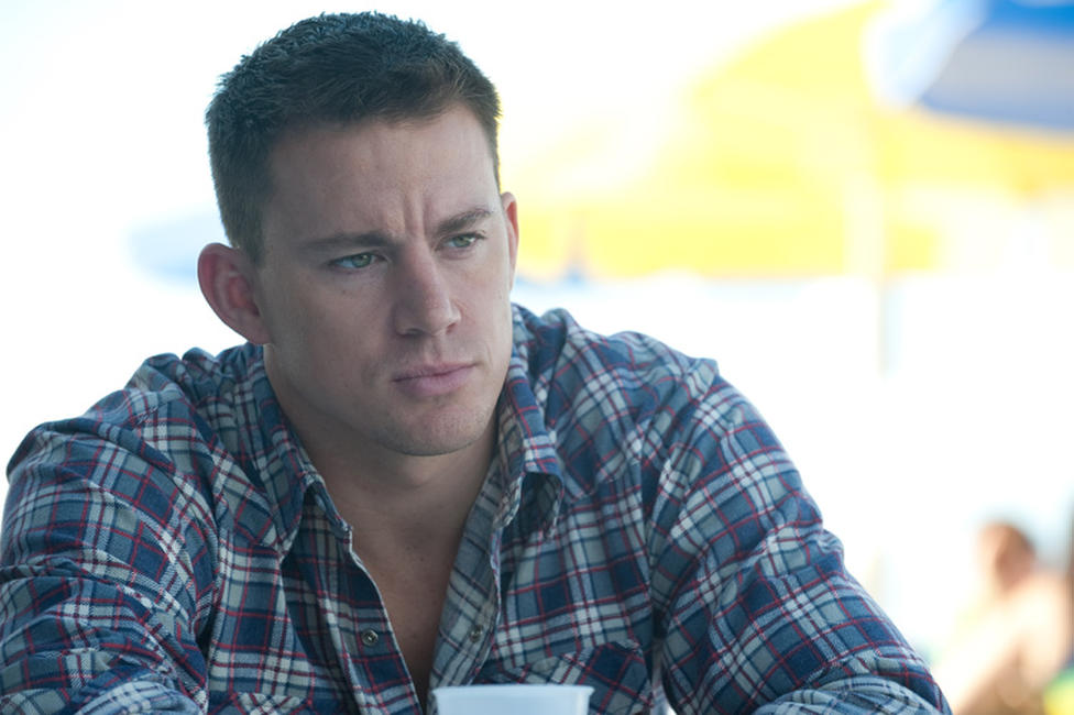 Channing Tatum as Mike in