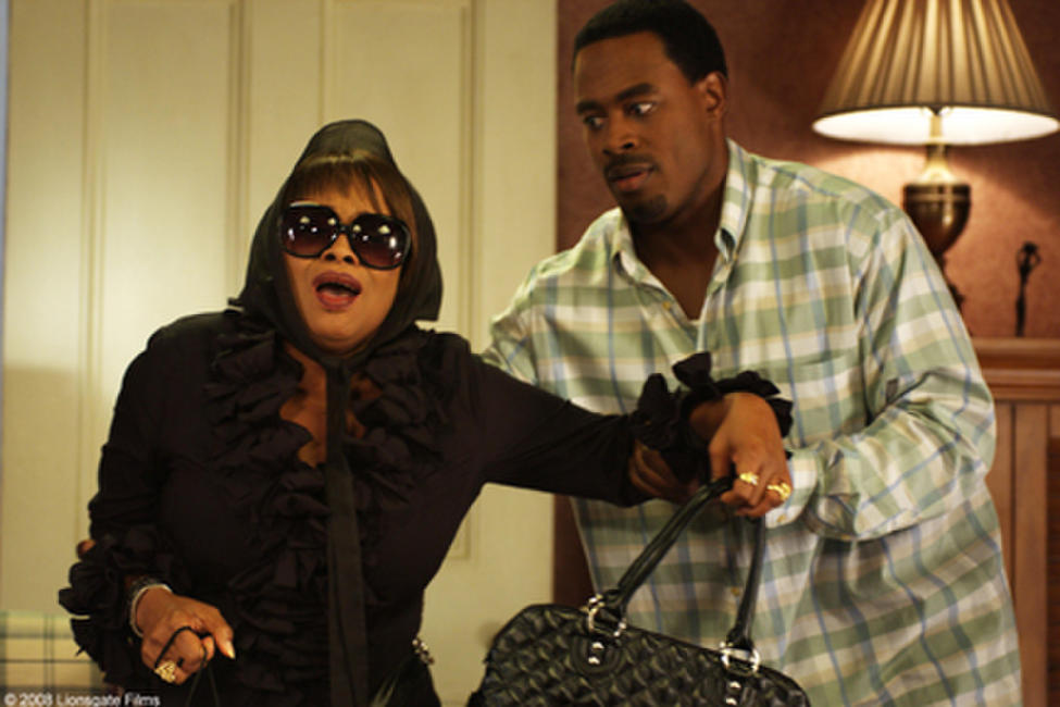 Vera (Jenifer Lewis) and Will (Lamman Rucker) in