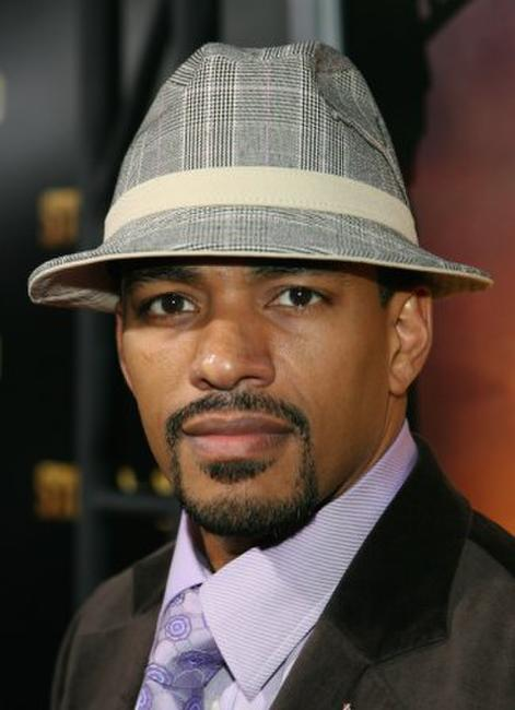 Laz Alonso at the California premiere of