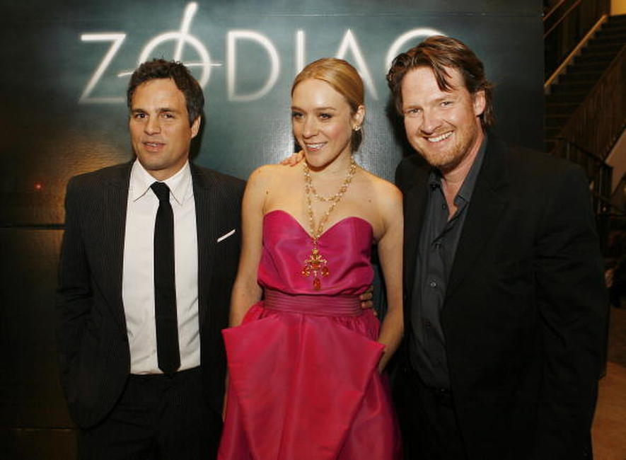 Mark Ruffalo, Chloe Sevigny and Donal Logue at the premiere of