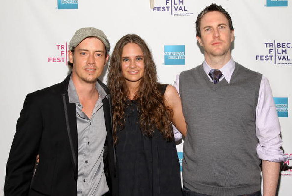 Jason London, Jeanette McNeil and William McNeil at the premiere of