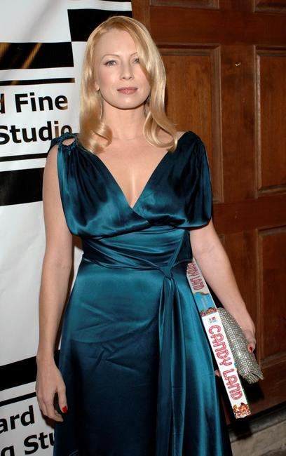 Traci Lords at the Howard Fine Acting Studio Winter Wonderful benefiting Toys for Tots.