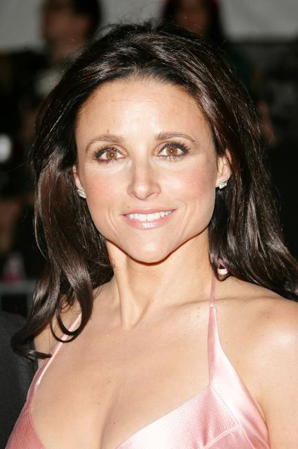 Julia Louis-Dreyfus at the Metropolitan Museum of Art Costume Institute Benefit Gala