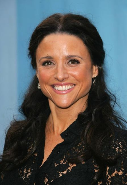 Julia Louis-Dreyfus at the CBS Upfront Presentation.