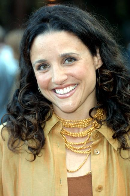 Julia Louis-Dreyfus at the premiere of