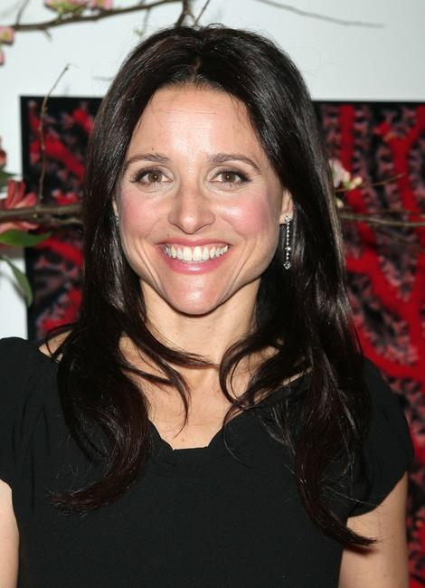 Julia Louis-Dreyfus at The Tiffany & Co. Foundation's