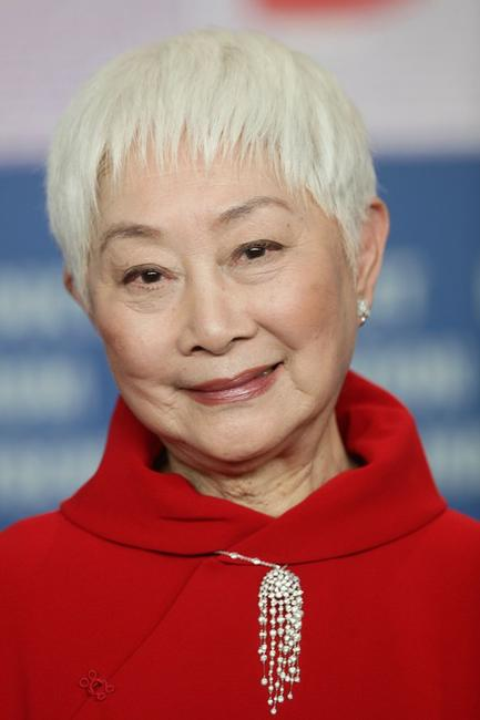 Lisa Lu at the 60th Berlin International Film Festival.