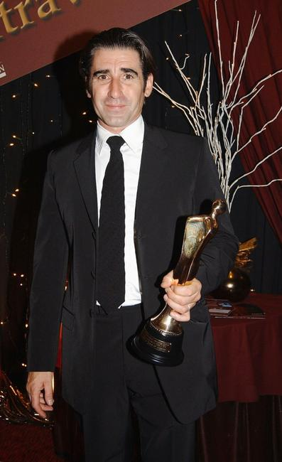 John Lynch at the Irish Film and Televison Awards.