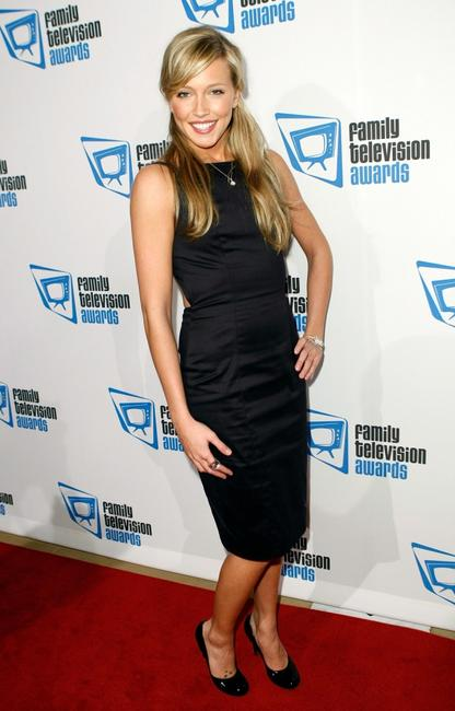 Katie Cassidy at the 9th Annual Family Television Awards.