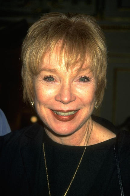 Shirley MacLaine in an photo taken by Diane Freed.
