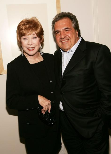 Shirley MacLaine and Jim Gianopulos at the Toronto TIFF premiere of