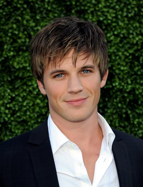 Matt Lanter at the CBS, Showtime and CW TCA Summer party.