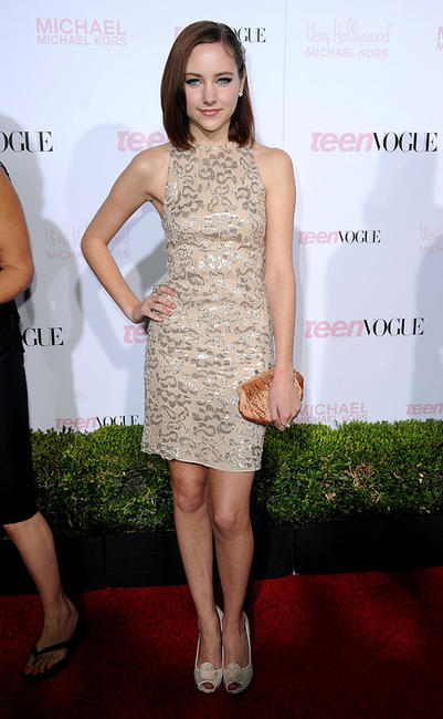 Haley Ramm at The 8th Annual Teen Vogue Young Hollywood party in California.