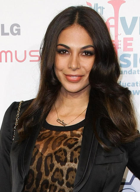 Moran Atias at the Vh1 Save The Music Foundation Gala in New York.