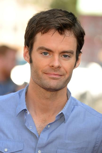 Bill Hader at the California premiere of