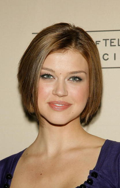 Adrianne Palicki at the Academy of Television's