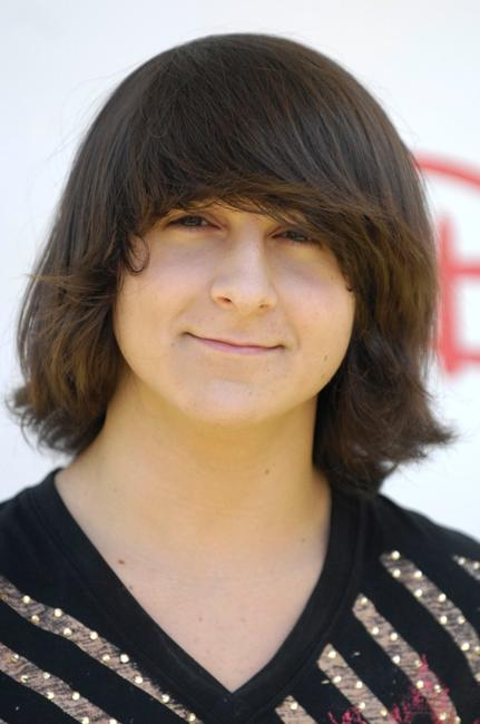 Mitchel Musso at the
