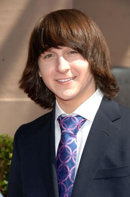 Mitchel Musso at the 2007 Creative Arts Emmy Awards.