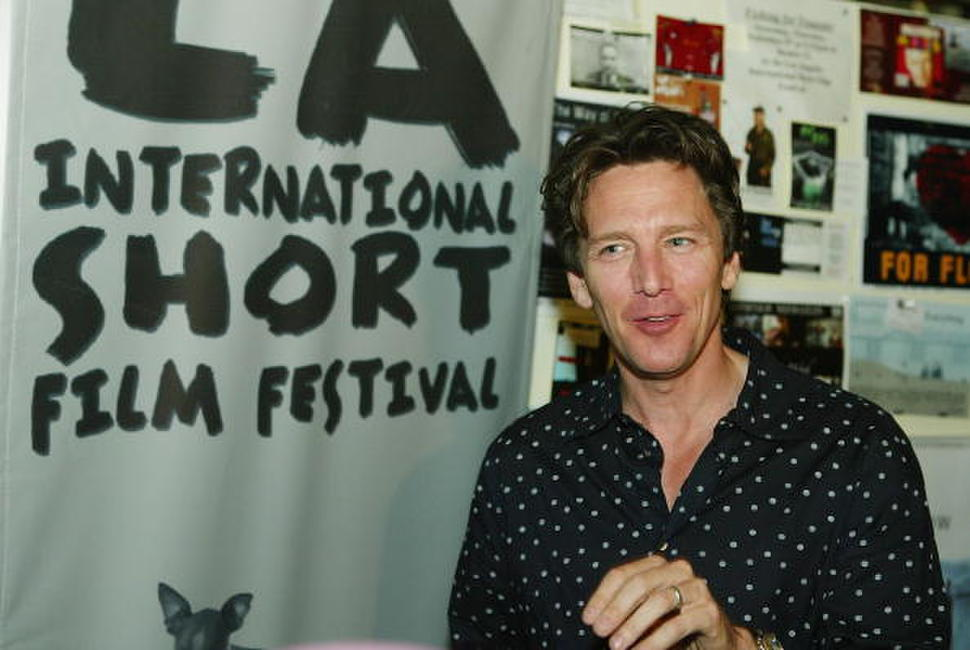 Andrew McCarthy at the 8th Annual Los Angeles International Short Film Festival.